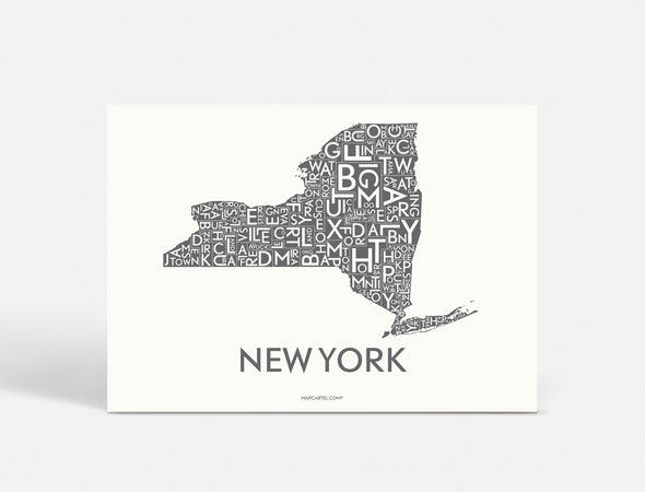A5 - NEW YORK (STATE) - KOKS