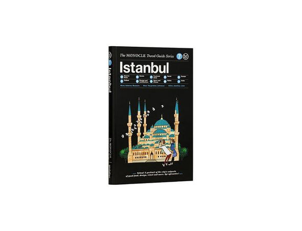 ISTANBUL - THE MONOCLE REJSE GUIDE - BOG