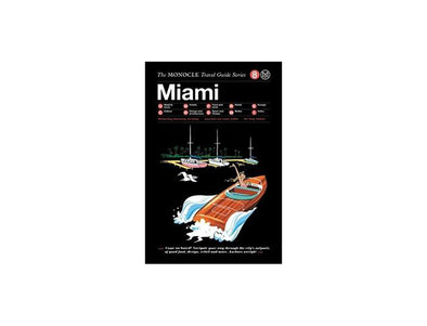 MIAMI - THE MONOCLE REJSE GUIDE - BOG