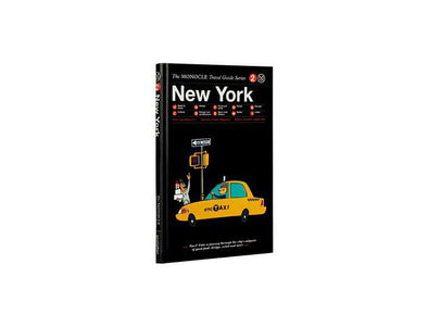 NEW YORK - THE MONOCLE REJSE GUIDE - BOG
