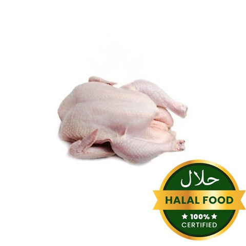 Whole Halal Chicken