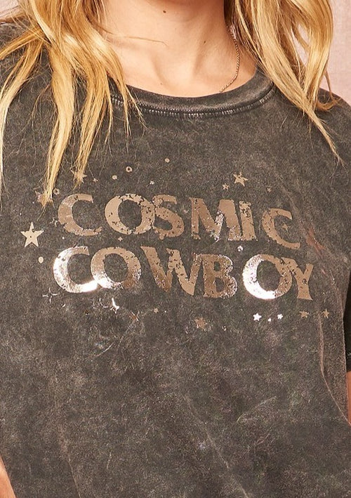Cosmic Cowboy Premium T - romp Collection