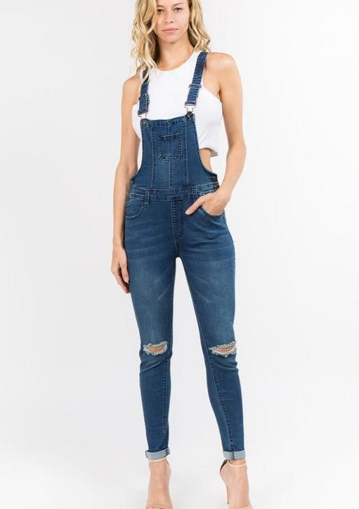 Carolina Overalls - romp Collection