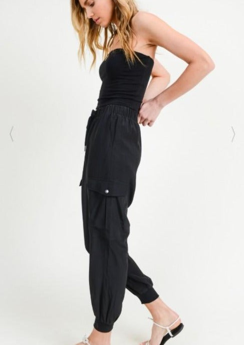 Get Away Cargo Joggers - romp Collection