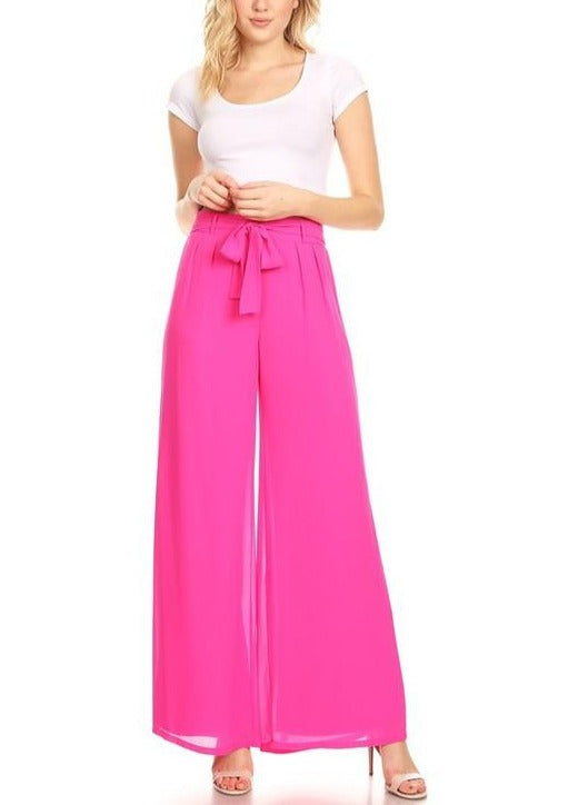 Ciao Baby Wide Palazzo Pants - romp Collection