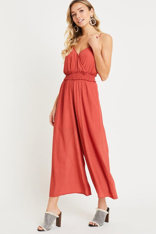 Maggie Wide Leg Jumper - romp Collection