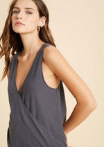 Night and Day Wrap Tank - romp Collection