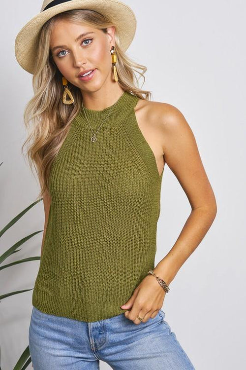 Angela Knit Top - romp Collection