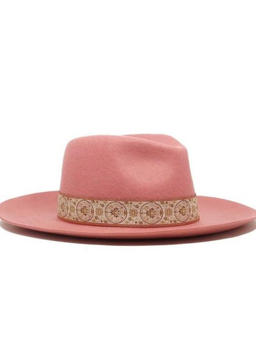 Dingo Fedora Hat - romp Collection