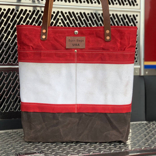 Classic Burn Bag- Red - romp Collection