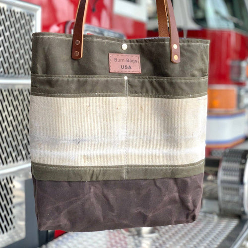 Classic Burn Bag-Olive - romp Collection