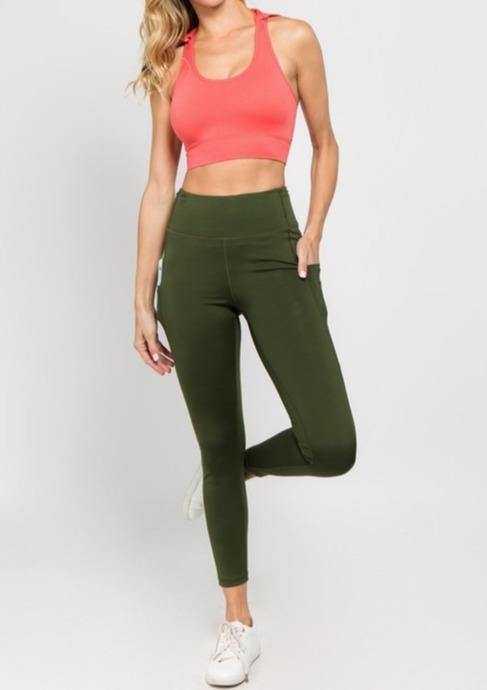 Adriane Active Leggings - romp Collection