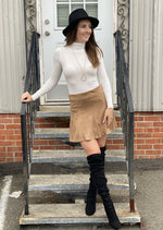 Sweet Fawn Skirt - romp Collection