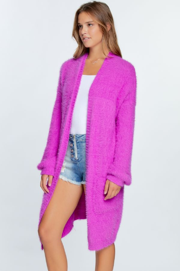 Infinite Love Oversized Cardigan - romp Collection