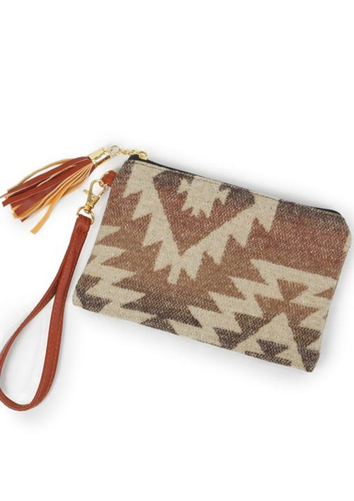 Western Wristlet - romp Collection