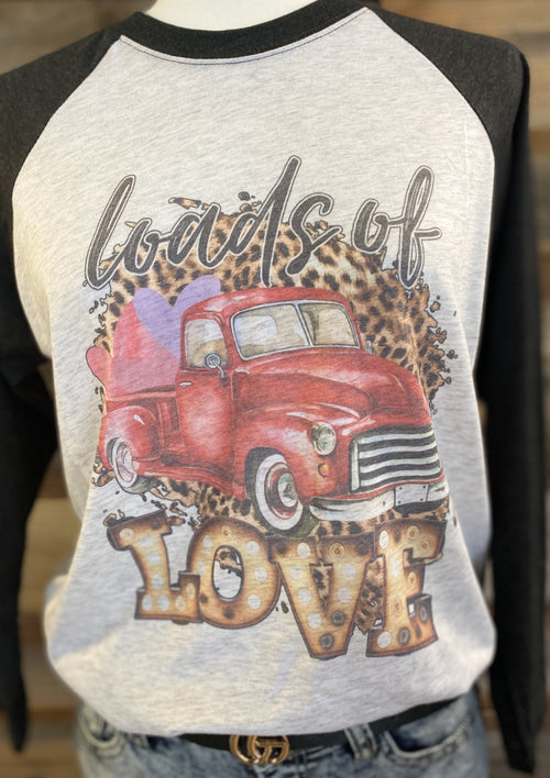 Loads of Love Graphic T - romp Collection