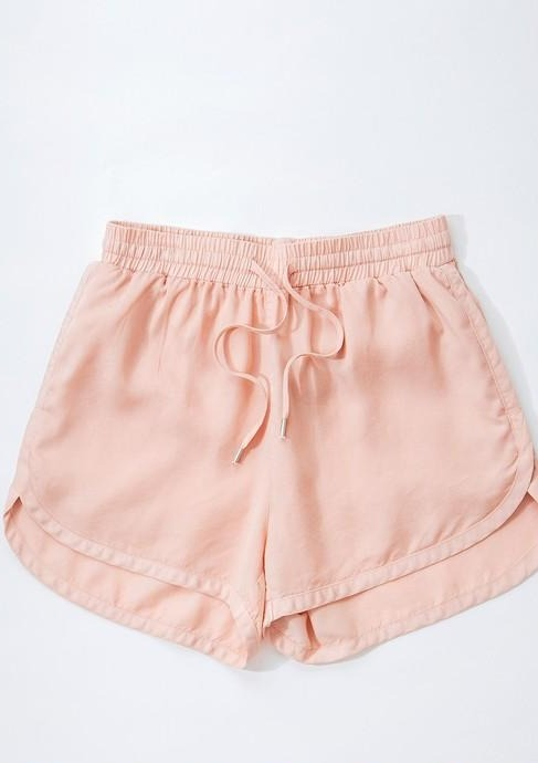 Darling Drawstring Shorts - romp Collection