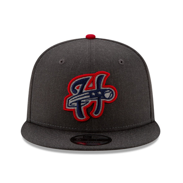 Harrisburg Senators Dark Heather 9Fifty Snapback