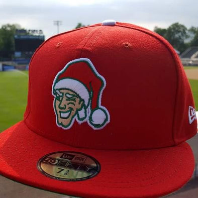 Harrisburg Senators 2017 Christmas In July Cap