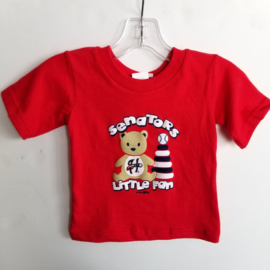 "Infant ""Senators Little Fan"" Tee"