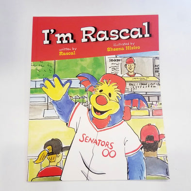 """I'm Rascal"" - Written by Rascal"