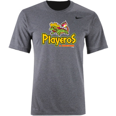 Los Playeros de Harrisburg Nike COPA Dri-Fit Tee - Grey