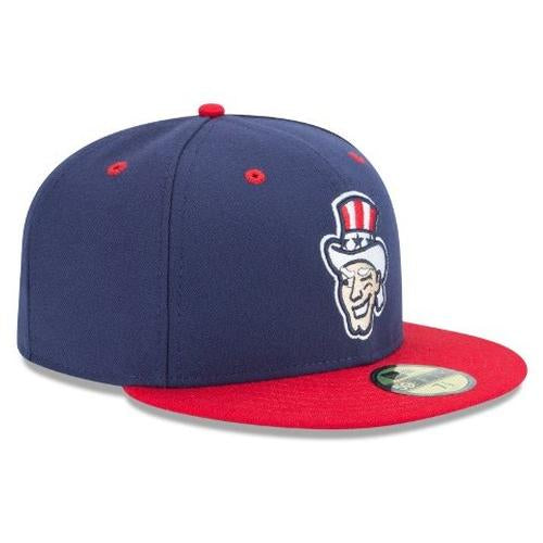 Harrisburg Senators Alternate Fitted Uncle Slam Cap