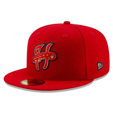 "Harrisburg Senators New Era ""Logo Stopper"" 59Fifty"