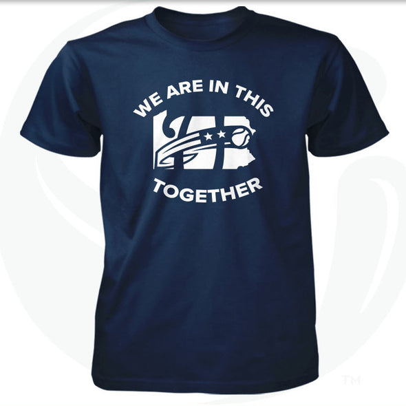 We Are In This Together Tee - Senators Fundraiser