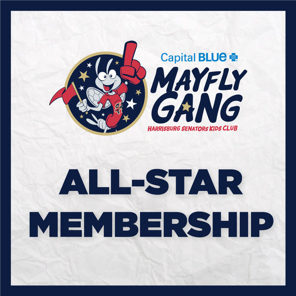2021 Mayfly Gang - All Star Membership
