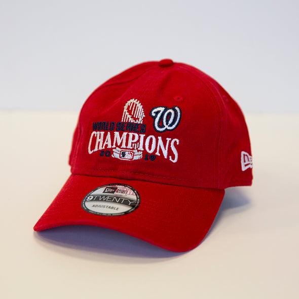 Washington Nationals World Series Champs 920 Adjustable Cap