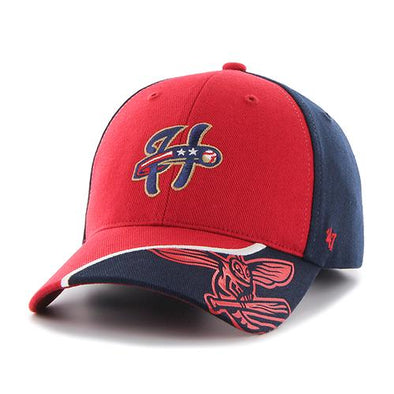 "Harrisburg Senators '47 Brand Navy ""Hambone"" Toddler Cap"