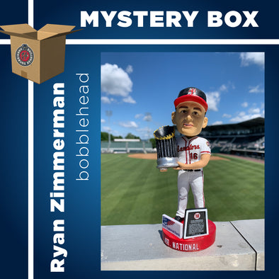 Bobblehead Mystery Box - Ryan Zimmerman