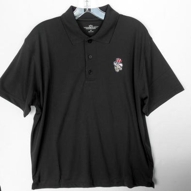 Harrisburg Senators Men's Polo - New Uncle Slam Logo