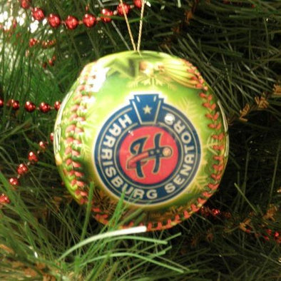 Harrisburg Senators Holiday Ornament