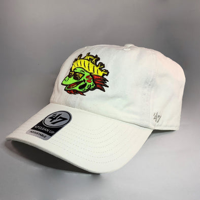 Los Playeros de Harrisburg '47 Brand Adjustable Cap - White