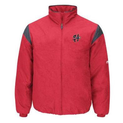 Harrisburg Senators Majestic On Field Jacket