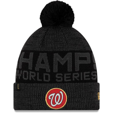 Washington Nationals World Series Parade Knit Cap