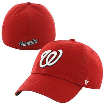 Harrisburg Senators Washington Nationals '47 Brand Franchise Hat - Home