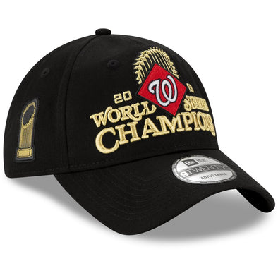 Washington Nationals World Series 9Twenty Locker Room Cap