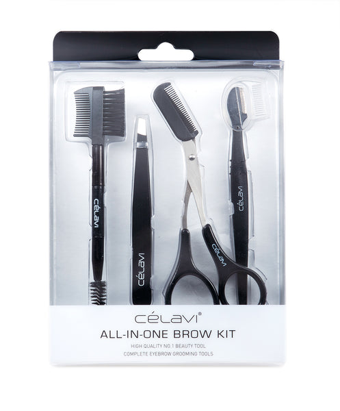 Celavi All-In-One Eyebrow Grooming Kit