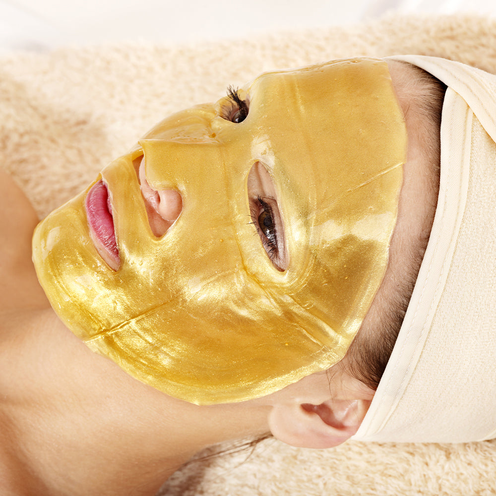 Celavi Gold Foil Sheet Mask