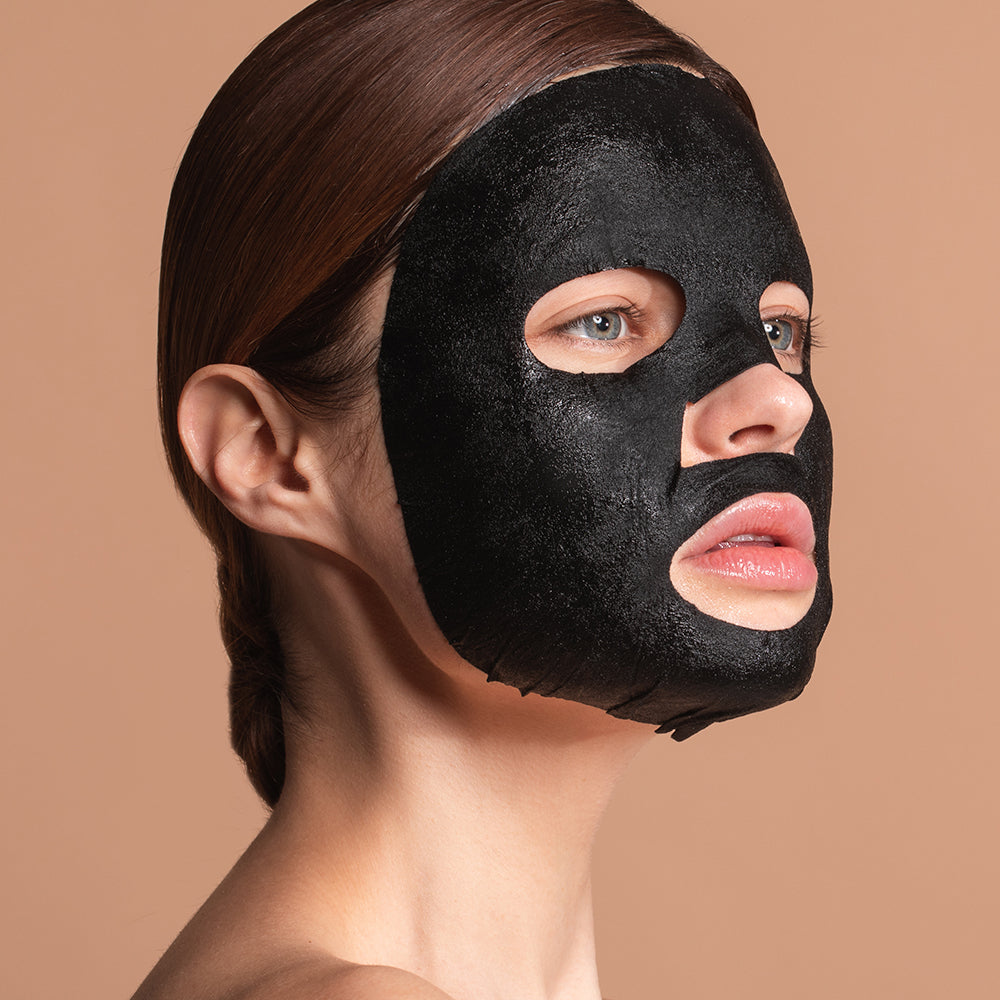 Celavi Black Caviar Sheet Mask