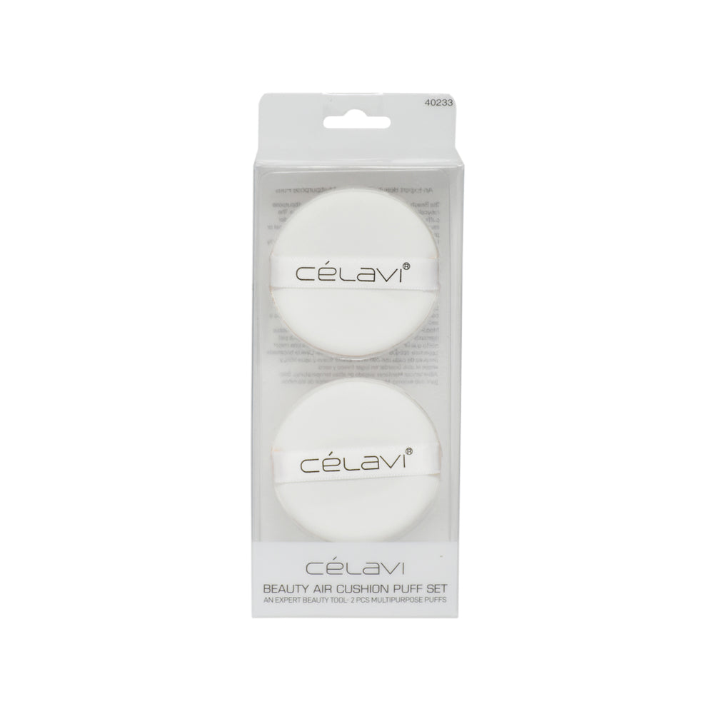 Load image into Gallery viewer, Celavi 2PC Air Cushion Puff Set