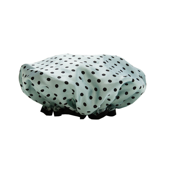Celavi Polka Dot Shower Cap