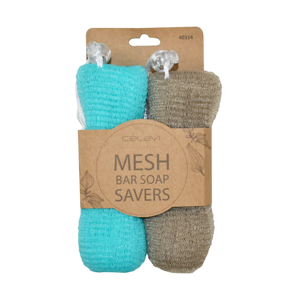 Celavi Mesh Bar Soap Savers