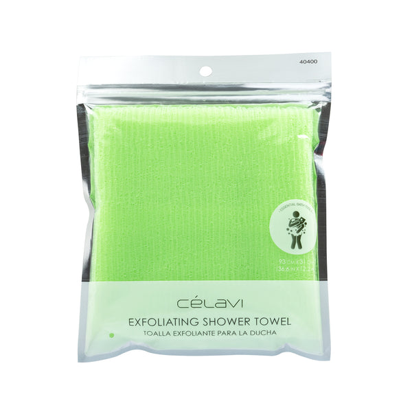 Celavi Exfoliating Shower Towel