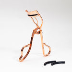 Celavi Rose Gold Eyelash Curler