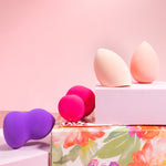 Celavi 4 PCS Beauty Blending Sponges