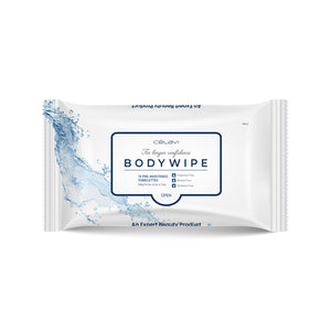 Load image into Gallery viewer, Celavi Body Wipes 15 Sheets